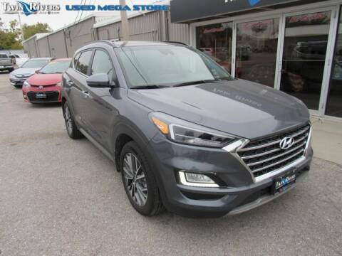 2021 Hyundai Tucson for sale at TWIN RIVERS CHRYSLER JEEP DODGE RAM in Beatrice NE