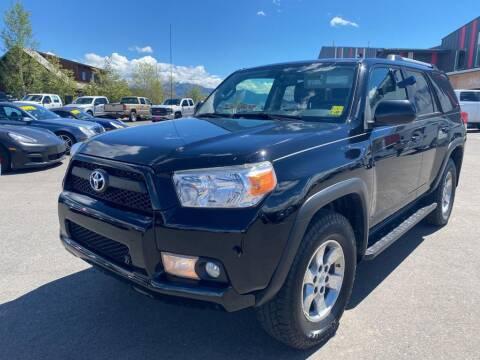 2011 Toyota 4Runner for sale at Snyder Motors Inc in Bozeman MT