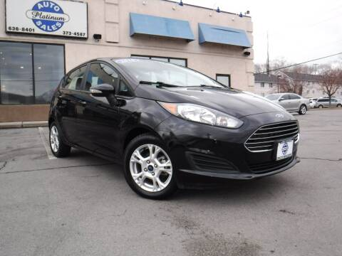 2016 Ford Fiesta for sale at Platinum Auto Sales in Provo UT
