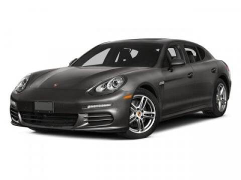 2015 Porsche Panamera for sale at JEFF HAAS MAZDA in Houston TX
