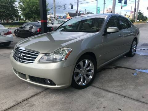 2006 Infiniti M45 for sale at Michael's Imports in Tallahassee FL
