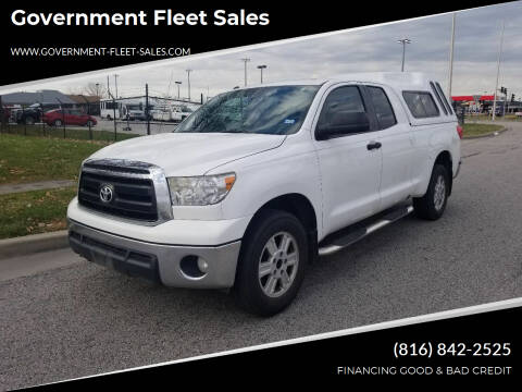 2012 Toyota Tundra for sale at Government Fleet Sales in Kansas City MO