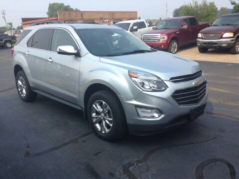 2017 Chevrolet Equinox for sale at Bruns & Sons Auto in Plover WI
