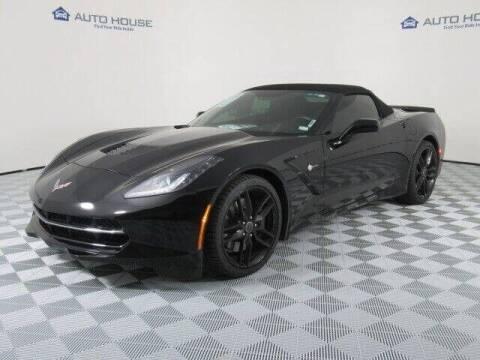 2014 Chevrolet Corvette for sale at MyAutoJack.com @ Auto House in Tempe AZ