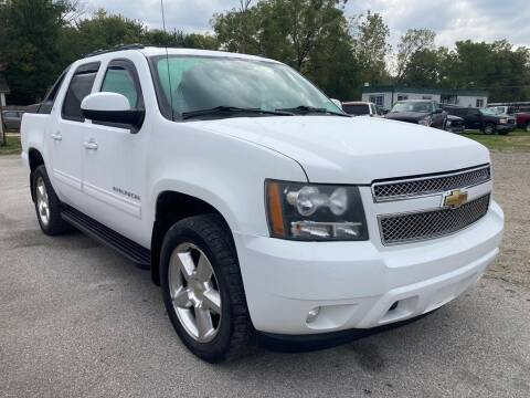 2011 Chevrolet Avalanche for sale at 2EZ Auto Sales in Indianapolis IN