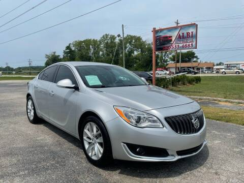 2015 Buick Regal for sale at Albi Auto Sales LLC in Louisville KY