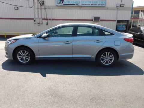 2015 Hyundai Sonata for sale at MR Auto Sales Inc. in Eastlake OH
