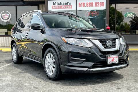 2018 Nissan Rogue for sale at Michaels Auto Plaza in East Greenbush NY