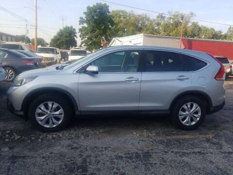 2014 Honda CR-V for sale at Best Deal Motors in Saint Charles MO