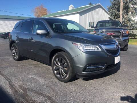 2014 Acura MDX for sale at Tip Top Auto North in Tipp City OH