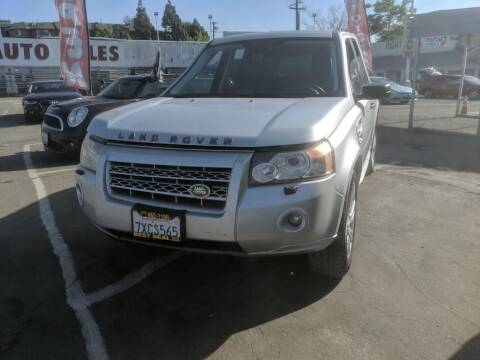 2009 Land Rover LR2 for sale at Best Deal Auto Sales in Stockton CA