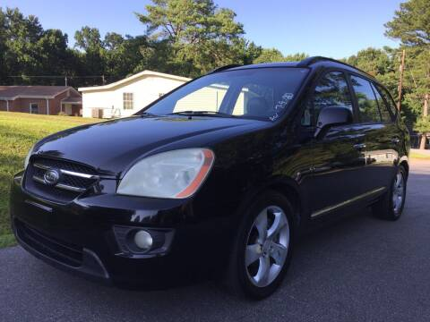 2007 Kia Rondo for sale at CAR STOP INC in Duluth GA