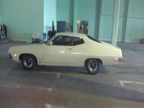 1970 Ford Torino for sale at Hines Auto Sales in Marlette MI