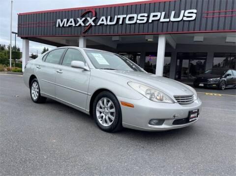 2003 Lexus ES 300 for sale at Maxx Autos Plus in Puyallup WA