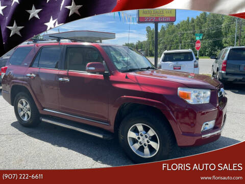 2011 Toyota 4Runner for sale at FLORIS AUTO SALES in Anchorage AK