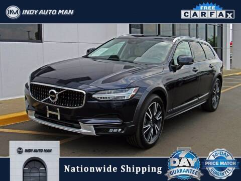 2017 Volvo V90 Cross Country for sale at INDY AUTO MAN in Indianapolis IN