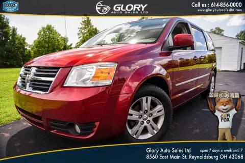 2010 Dodge Grand Caravan for sale at Glory Auto Sales LTD in Reynoldsburg OH