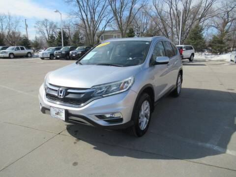 2015 Honda CR-V for sale at Aztec Motors in Des Moines IA