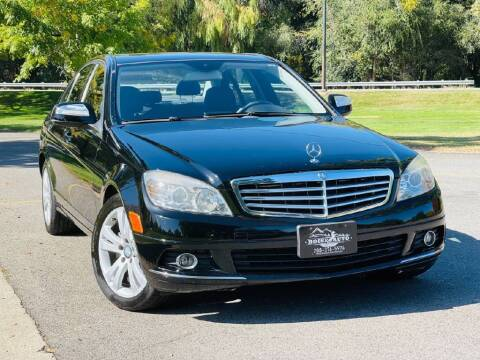 2008 Mercedes-Benz C-Class for sale at Boise Auto Group in Boise ID