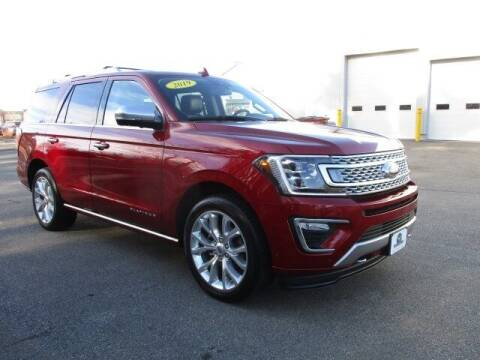 2019 Ford Expedition for sale at MC FARLAND FORD in Exeter NH
