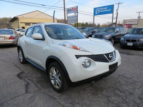 2011 Nissan JUKE for sale at Auto Match in Waterbury CT
