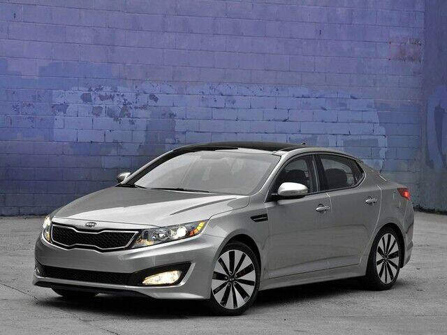 2011 Kia Optima for sale at BuyFromAndy.com at Hi Lo Auto Sales in Frederick MD