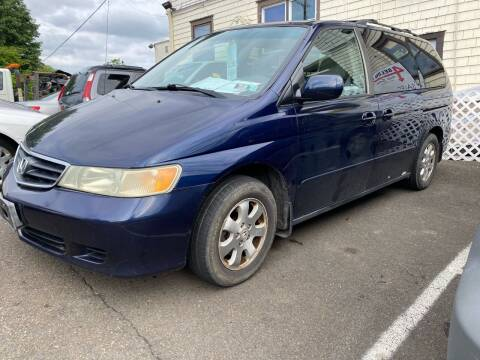 2004 Honda Odyssey for sale at 4 Below Auto Sales in Willow Grove PA