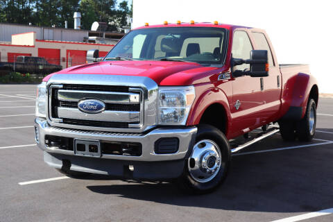 2012 Ford F-350 Super Duty for sale at Auto Guia in Chamblee GA