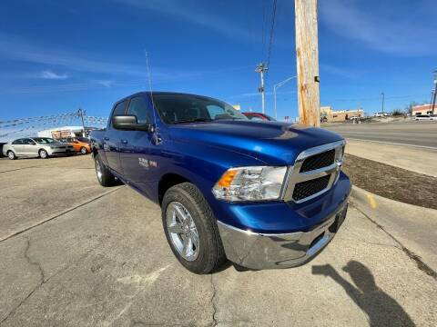 2019 RAM Ram Pickup 1500 Classic for sale at Greg's Auto Sales in Poplar Bluff MO