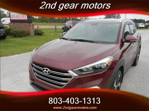 2016 Hyundai Tucson for sale at 2nd Gear Motors in Lugoff SC
