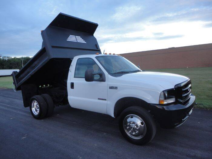 2003 Ford F-450 Super Duty for sale in Hatfield, PA