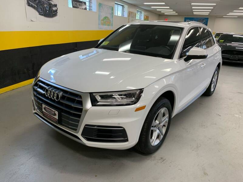2018 Audi Q5 for sale at Newton Automotive and Sales in Newton MA