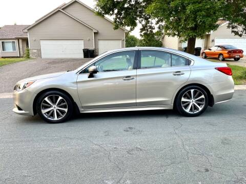 2016 Subaru Legacy for sale at You Win Auto in Burnsville MN