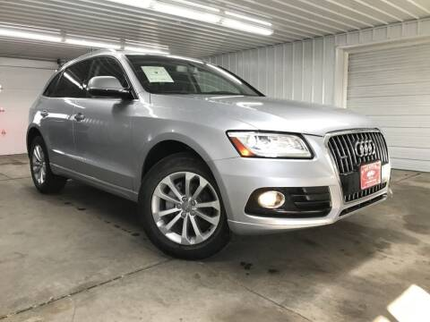 2015 Audi Q5 for sale at Hi-Way Auto Sales in Pease MN