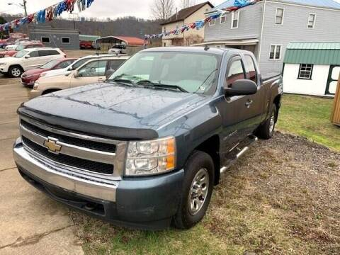 2007 Chevrolet Silverado 1500 for sale at Edens Auto Ranch in Bellaire OH