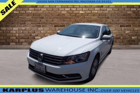 2017 Volkswagen Passat for sale at Karplus Warehouse in Pacoima CA