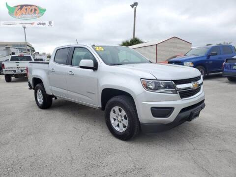2020 Chevrolet Colorado for sale at GATOR'S IMPORT SUPERSTORE in Melbourne FL