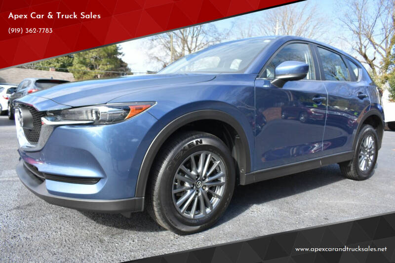 2017 Mazda CX-5 for sale at Apex Car & Truck Sales in Apex NC