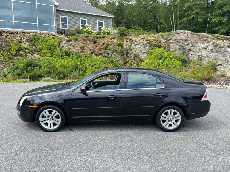 2007 Ford Fusion for sale in Goffstown, NH