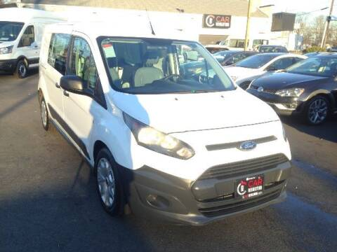 2016 Ford Transit Connect Cargo for sale at EMG AUTO SALES in Avenel NJ