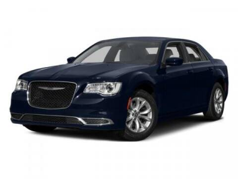 2015 Chrysler 300 for sale at JEFF HAAS MAZDA in Houston TX