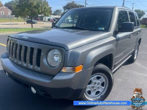 2012 Jeep Patriot for sale at IMPORTS AUTO GROUP in Akron OH