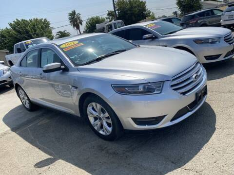 2012 Ford Taurus for sale at New Start Motors in Bakersfield CA