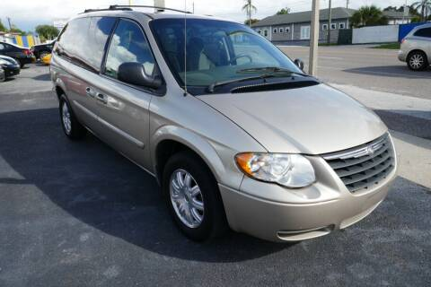 2006 Chrysler Town and Country for sale at J Linn Motors in Clearwater FL