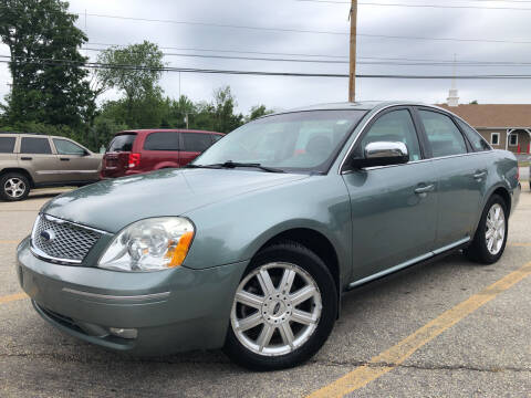 2006 Ford Five Hundred for sale at J's Auto Exchange in Derry NH