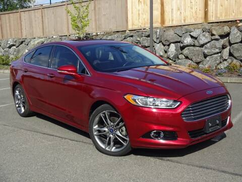 2013 Ford Fusion for sale at Prudent Autodeals Inc. in Seattle WA