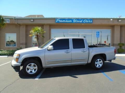 2009 Chevrolet Colorado for sale at Family Auto Sales in Victorville CA