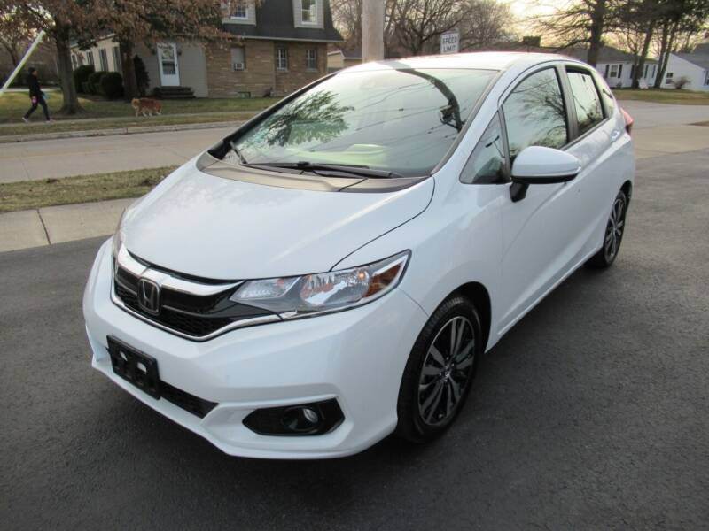 2019 Honda Fit for sale at Lake County Auto Sales in Painesville OH