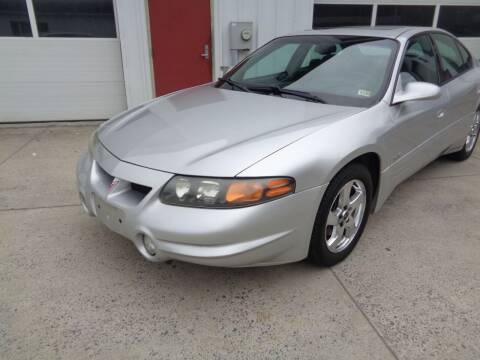 2003 Pontiac Bonneville for sale at Lewin Yount Auto Sales in Winchester VA