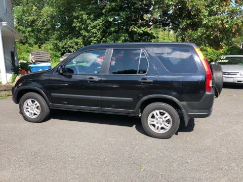 2003 Honda CR-V for sale at 22nd ST Motors in Quakertown PA